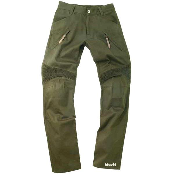 カドヤ KADOYA 2018年春夏モデル パンツ URBAN RIDE PANTS-2 緑 3Lサイズ 6573-0 HD店