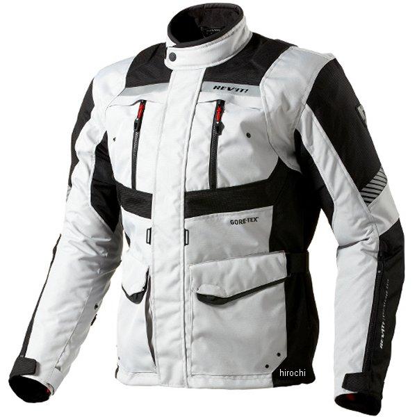 レブイット REVIT テキスタイルジャケット ネプチューン GTX シルバー/黒 Lサイズ FJT171-4050-L HD店