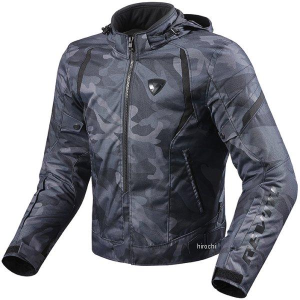【メーカー在庫あり】 レブイット REVIT テキスタイルジャケット フレア 黒 Sサイズ FJT221-0010-S HD店