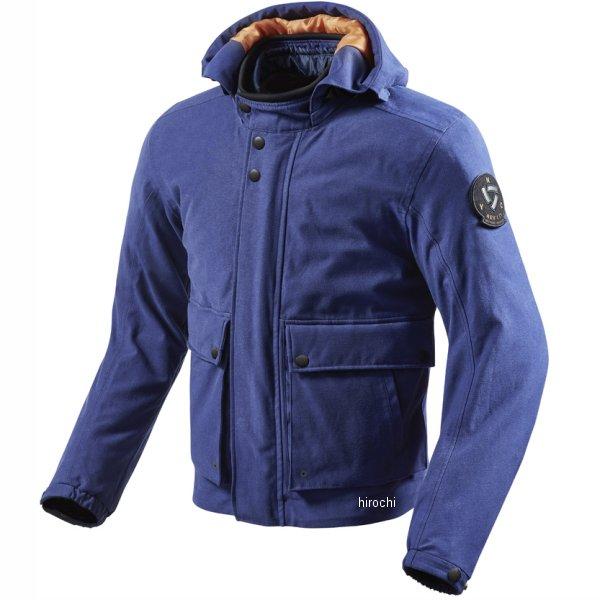 【メーカー在庫あり】 レブイット REVIT テキスタイルジャケット フルトン 青 Mサイズ FJT213-0300-M HD店