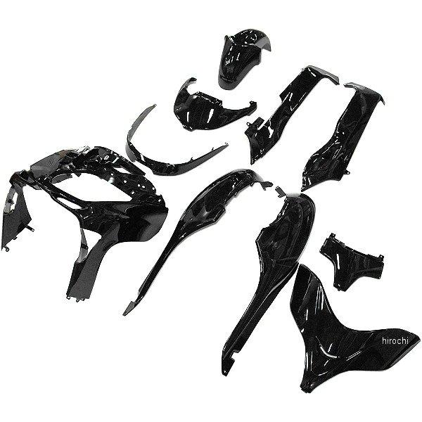 【メーカー在庫あり】 スーパーバリュー 外装セット フォルツァX/Z MF08 黒 CWL349 HD店