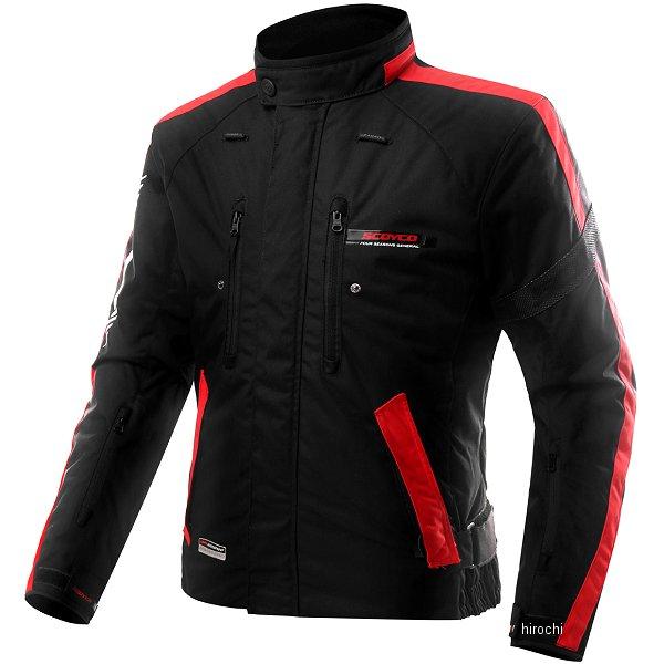スコイコ SCOYCO ARCTIC ウインタージャケット 赤 3Lサイズ JK34/RD/3L HD店