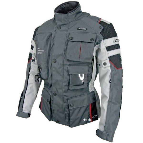ヒットエアー hit-air エアバッグジャケット Motorrad-2 ダークグレー 2XLサイズ 4560216415051 HD店