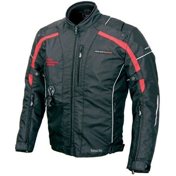 ヒットエアー hit-air エアバッグジャケット HS-5 黒/赤 2XLサイズ 4560216417819 HD店