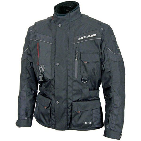 EU-6 ヒットエアー hit-air エアバッグジャケット 黒 3XLサイズ 防水 4560216417871 HD店