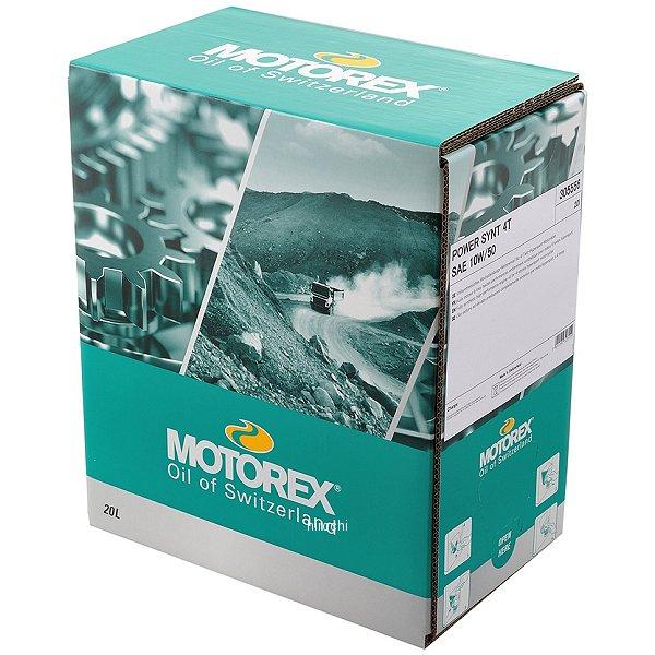 モトレックス MOTOREX SCOOTER 4T 10W-40 4サイクルオイル 20L 97877 HD店