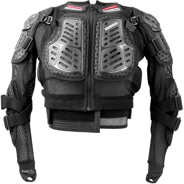 【メーカー在庫あり】 SK-677 コミネ KOMINE X-セーフティジャケット ブラック Lサイズ 4560163755040 HD店