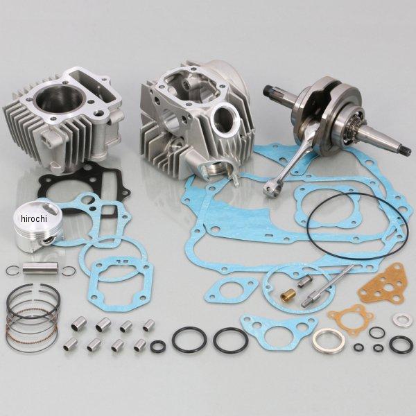 キタコ 108cc スタンダードボアアップキット ホンダ タイプ2 アルミシリンダー 鋳鉄スリーブ 214-1014225 HD店