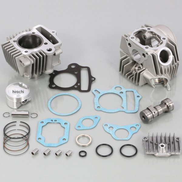 キタコ 88cc スタンダードボアアップキット モンキー、ゴリラ タイプ2 アルミシリンダー 鋳鉄スリーブ ハイカム付 214-1016202 HD店