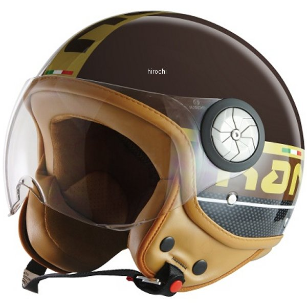 新しく着き 【メーカー在庫あり BEON】 ベオン BEON ジェットヘルメット B110 B110 NANO ブラウン ブラウン XL BE-NANO-BR-XL HD店, sneezy:c03d1611 --- business.personalco5.dominiotemporario.com