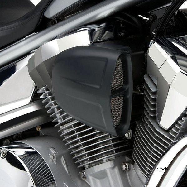【USA在庫あり】 コブラ COBRA エアクリーナーキット (POWRFLO AIR INTAKE) 黒 03年-09年 VTX1300 089206 HD