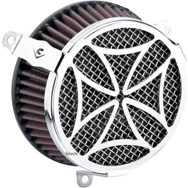 【USA在庫あり】 コブラ COBRA エアクリーナーキット クロス クローム 10年以降 VT1300 089369 HD