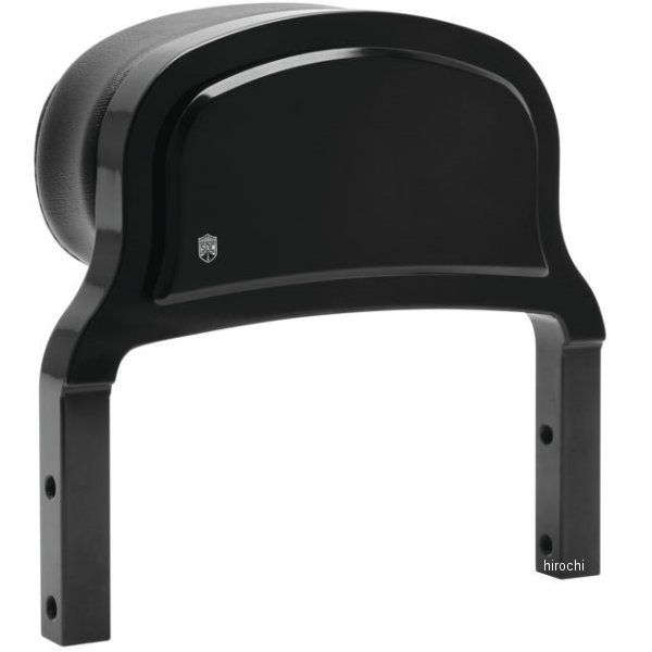 【USA在庫あり】 サンディエゴカスタム San Diego Customs シーシーバー FXR Logo 黒つや有り 482270 HD店