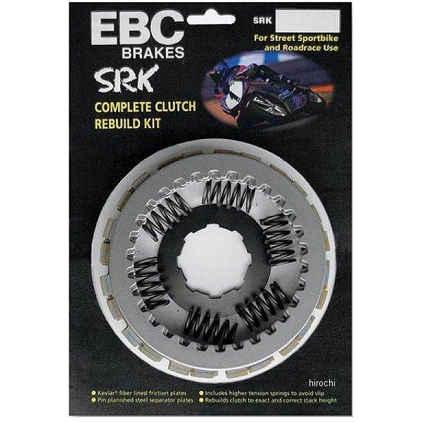 【USA在庫あり】 EBC イービーシー SRK クラッチキット 06年-14年 YZF-R6 268816 HD店