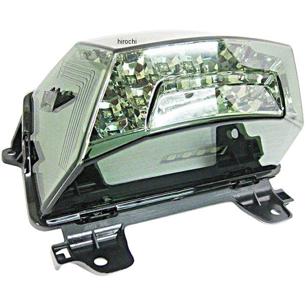 【メーカー在庫あり】 マッドマックス MAD MAX LEDテールランプ ズーマーX スモーク MM19-0242M HD店