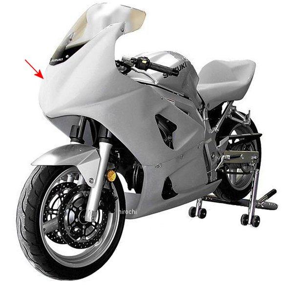 【USA在庫あり】 ホットボディーズ Hotbodies Racing アッパーカウル 03年-09年 SV650 207627 HD店