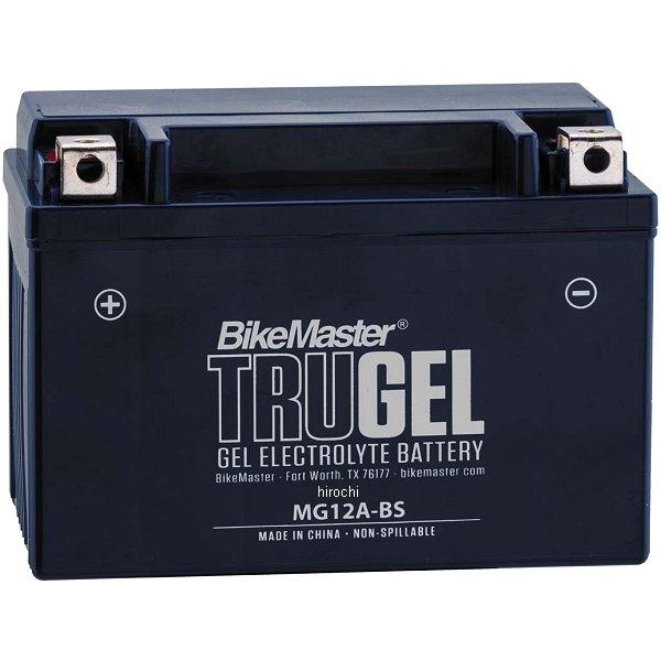 【USA在庫あり】 バイクマスター BikeMaster ゲルバッテリー YT12A-BS互換 780504 HD店