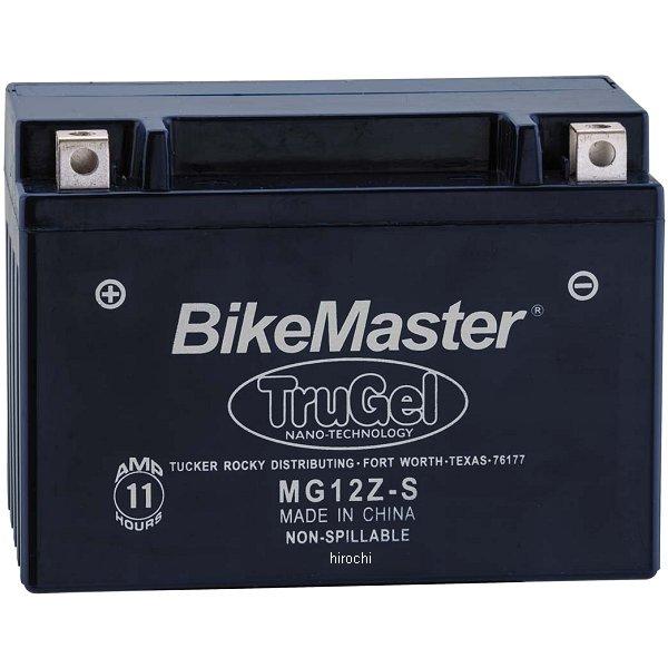 【USA在庫あり】 バイクマスター BikeMaster ゲルバッテリー YTZ12S互換 780509 HD店