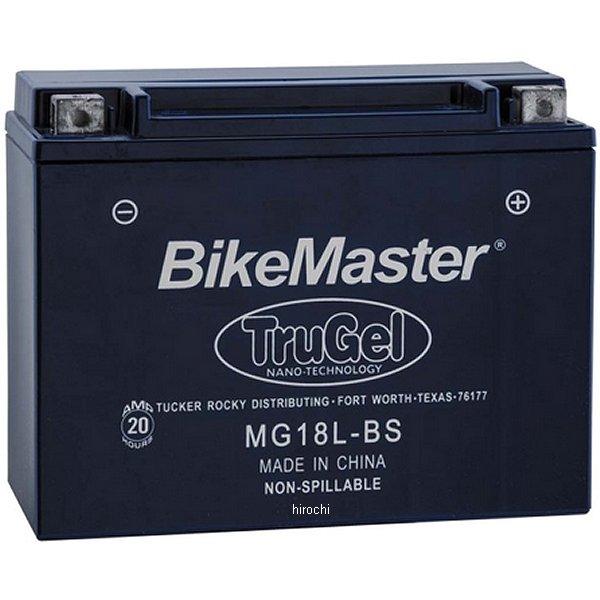 【USA在庫あり】 バイクマスター BikeMaster ゲルバッテリー YTX18L-BS互換 780533 HD店