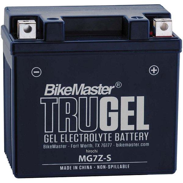 【USA在庫あり】 バイクマスター BikeMaster ゲルバッテリー YTZ7S互換 780542 HD店