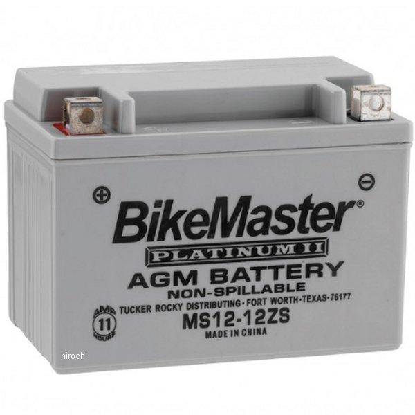 【USA在庫あり】 バイクマスター BikeMaster AGM バッテリー YTZ12S互換 780709 HD店