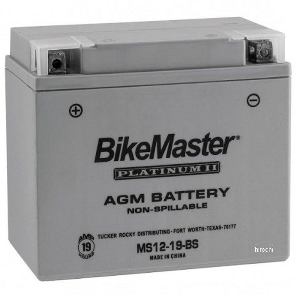 【USA在庫あり】 バイクマスター BikeMaster AGM バッテリー YB16-B、YB16-A互換 780719 HD店