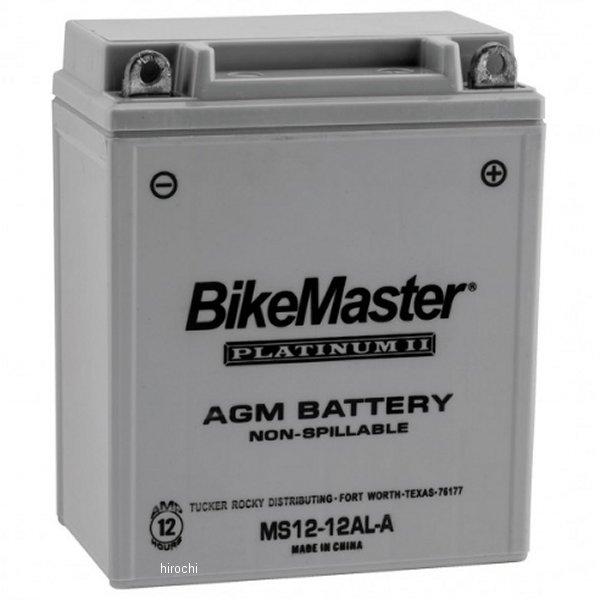 【USA在庫あり】 バイクマスター BikeMaster AGM バッテリー YB12AL-A互換 780760 HD店