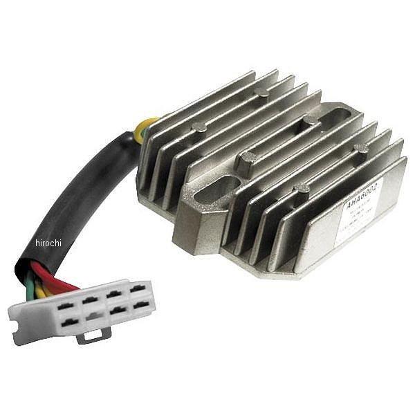 【USA在庫あり】 アローヘッドエレクトリカル Arrowhead Electrical ボルテージ レギュレーター 75年-87年 GL1200、GL1100 Gold Wing 463902 HD店