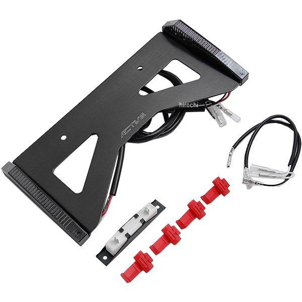 【メーカー在庫あり】 アクティブ ACTIVE LEDウインカー ライセンスホルダー付属 スモークレンズ 1150011 HD店