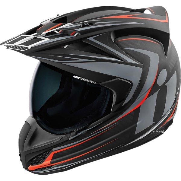 アイコン ICON ヘルメット バリアント RAIDEN カーボン 黒 XSサイズ (53cm-54cm) 0101-7814 HD店