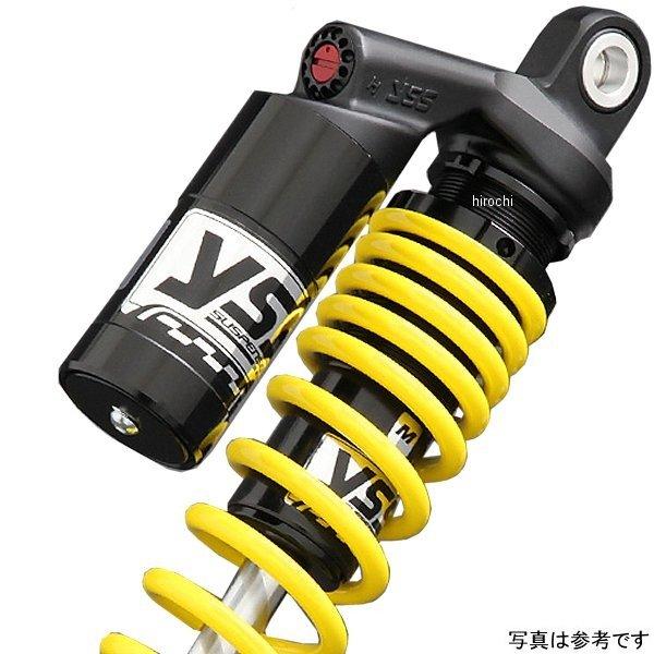 ワイエスエス YSS ツイン リアショック スポーツライン Z362 GSX400S 330mm -30mm 黒/黄 116-4016112