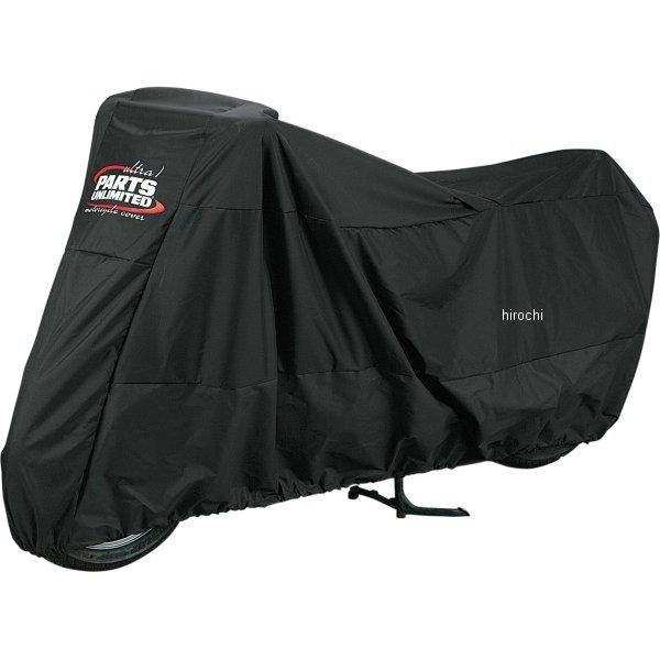 【USA在庫あり】 Parts Unlimited ウルトラ カバー XLサイズ 黒 BG-0104 HD店