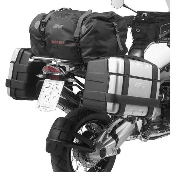 【USA在庫あり】 ジビ GIVI サイドケース ハードウェア 06年-12年 BMW R1200GSA 804736 HD店