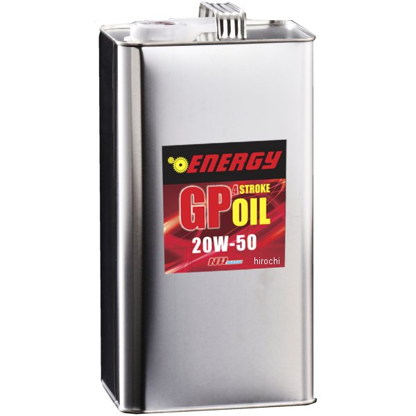 NRマジック NR MAGIC ENERGY GP レーシングエンジンオイル 20W-50 4L EJ009R-ES1002 HD店