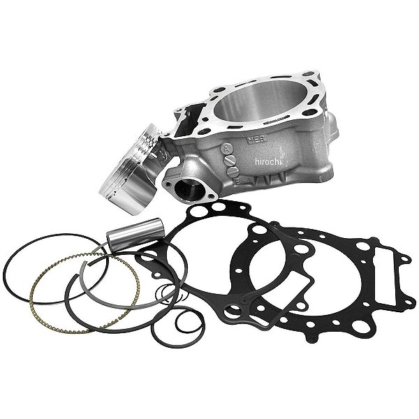 Bore Wiseco Top End Kit Yamaha 08-11 YZ 250F 13.5:1 STD Compression Rings STD