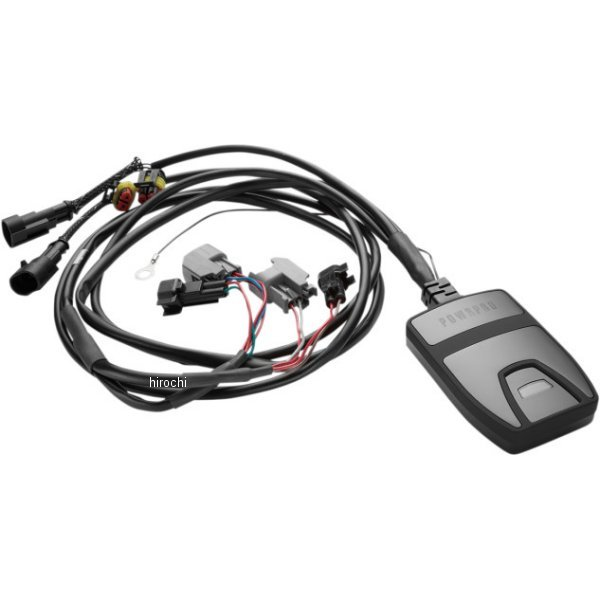 【USA在庫あり】 コブラ COBRA FI2000R パワープロ (燃調) 黒 08年-09年 FLH/FLT 081243 HD店