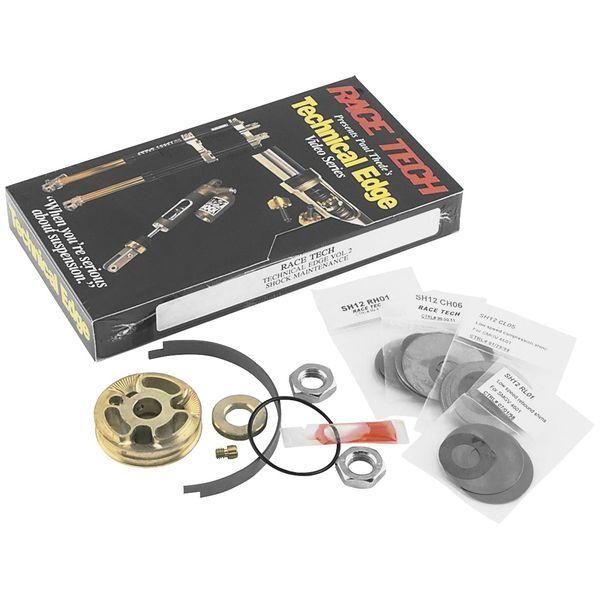 【USA在庫あり】 SMGV 4001 レーステック RACE TECH ゴールド バルブ ショックキット 87年-14年 YFZ350、XR250L、CRF150R 771811 HD店