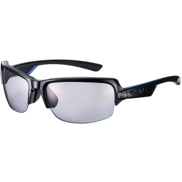 DF-0053 スワンズ SWANS DAY OFF サングラス偏光レンズモデル 黒/偏光ライトスモーク 149mmx43mm DF-0053 BK HD店
