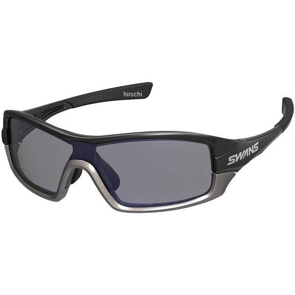 スワンズ SWANS ストリックス・アイ 偏光レンズモデル パールブラック/偏光スモーク 149mmx46mm STRIX I-0151 BK/GM HD店