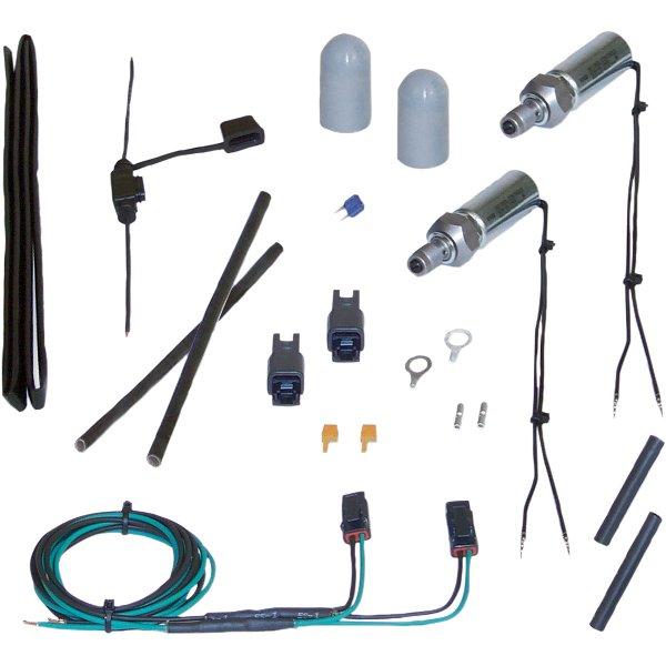 【メーカー在庫あり】 S&Sサイクル S&S Cycle コンプレッション リリース キット 電気式 499521 HD店