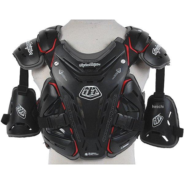 トロイリーデザインズ Troy Lee Designs BG5955 チェストプロテクター 黒 Lサイズ TDV0159900L HD店