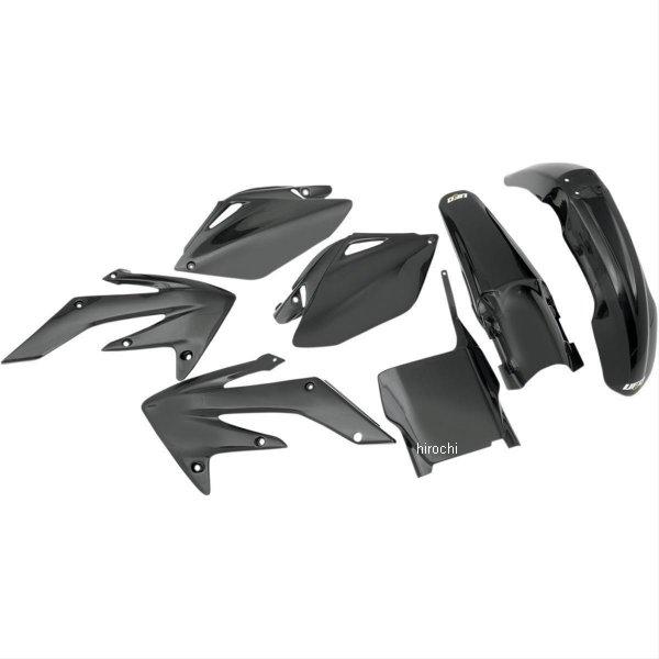 【USA在庫あり】 UFO PLAST ユーフォープラスト 外装キット 17年-18年 CRF450R、CRF250R 黒 111120 HD店
