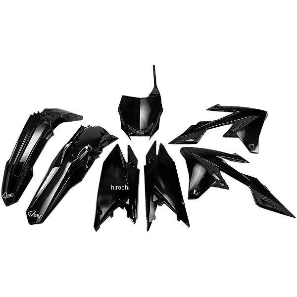 【USA在庫あり】 ユーフォープラスト UFO PLAST 外装キット 18年 RM-Z450 黒 1403-2458 HD店