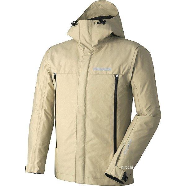ゴールドウイン GOLDWIN 秋冬モデル ゴアテックスマルチフーデッドジャケット タン XLサイズ GSM22713 HD店