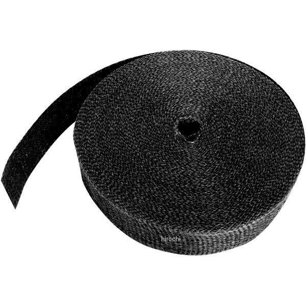 【USA在庫あり】 サイクルパフォーマンス Cycle Performance マフラー用ラップ 51mmx15.24m 黒 1861-0543 HD店