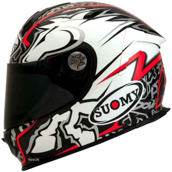 【メーカー在庫あり】 SSR0035スオーミー SUOMY フルフェイスヘルメット SR-SPORT カーボン ドヴィジオーゾLサイズ(59cm-60cm) SSR003503 HD店