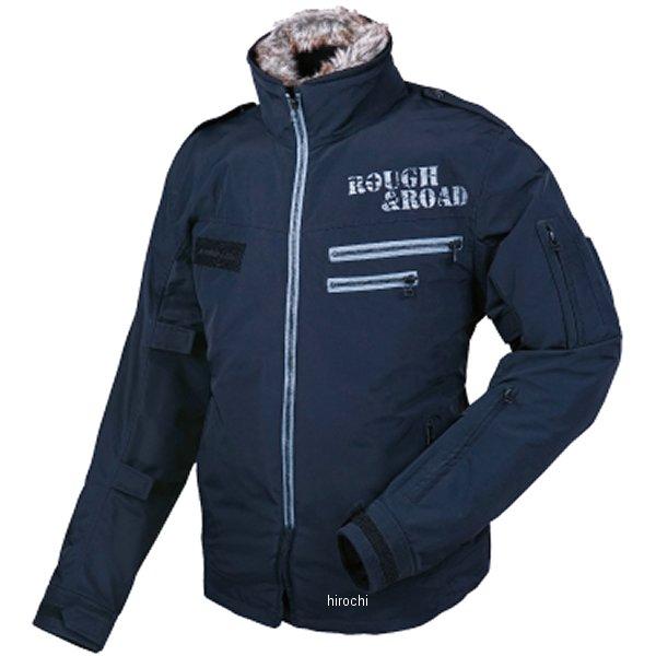 ラフ&ロード 秋冬モデル フライトジャケット EM 黒 Lサイズ RR7684BK3 HD店