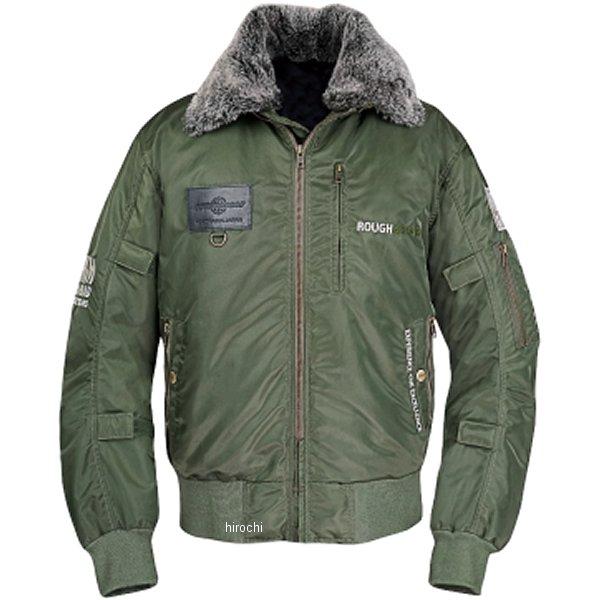 ラフ&ロード 2018年秋冬モデル B-15R ボアウインタージャケット FP セージグリーン Lサイズ RR7690SG3 HD店