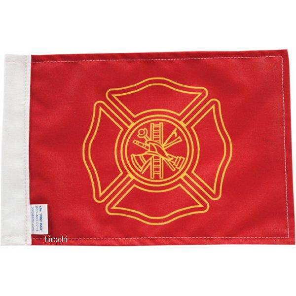 【USA在庫あり】 プロパッド PRO PAD ファイヤーファイター 旗 10インチ(254mm)x15インチ(381mm) 0521-0981 HD店