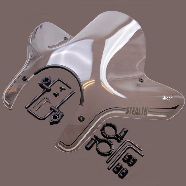 【USA在庫あり】 スリップ ストリーマー Slip Streamer ウインドシールド ステルス クリア 2313-0092 HD店